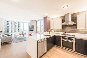 FLAWLESS AND SUPERIOR ONE BEDROOM / PLATINUM CONDO 247 WEST 46TH STREET