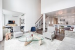 Residence 3/4-BC a 2,456SF Loft Duplex at 5 Franklin Place | TriBeCa